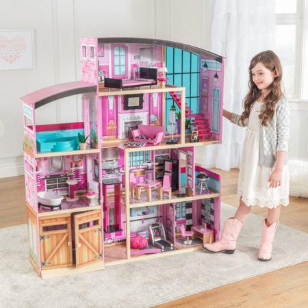 Kidkraft® Casa Delle Bambole Shimmer Mansion