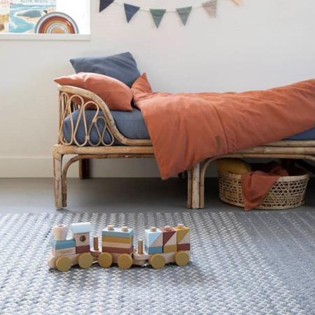 Little Dutch® Treno in legno Pure & Nature
