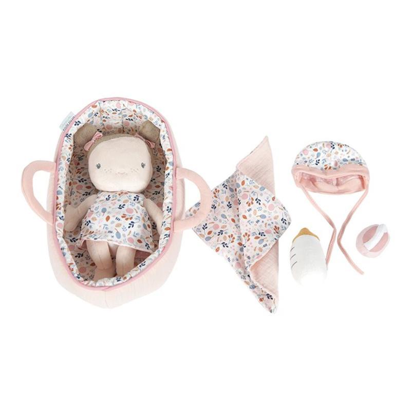 Immagine di Little Dutch® Bambola Rosa