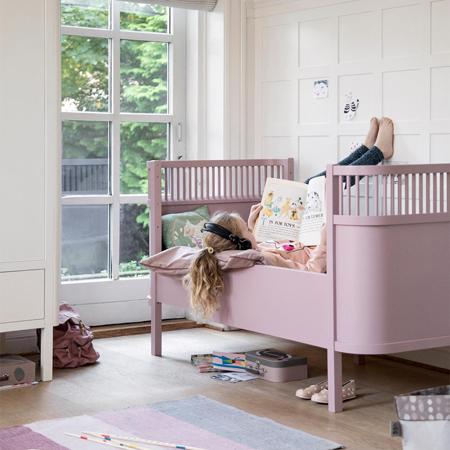 Immagine di Sebra® Lettino per bambini Sebra Wooden Edition