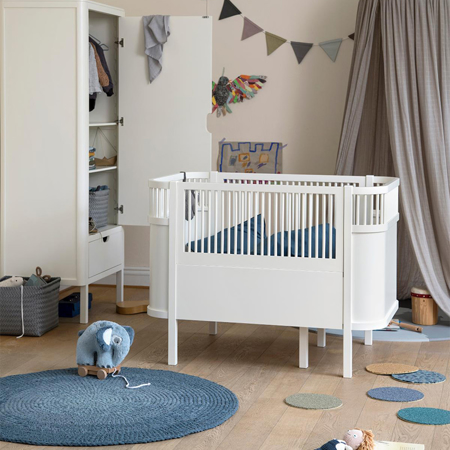 Immagine di Sebra® Lettino per bambini Sebra Classic White