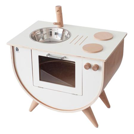 Immagine di Sebra® Cucina per bambini vintage Classic White
