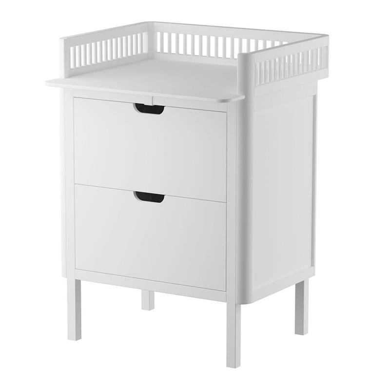 Immagine di Sebra® Cassettiera fasciatoio Classic White