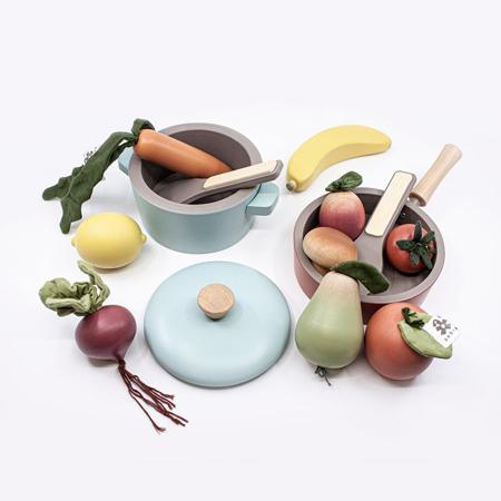 Sebra® Frutta in legno