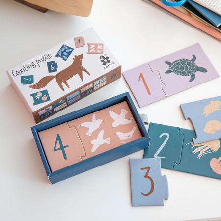 Sebra® Puzzle Daydream 1-10