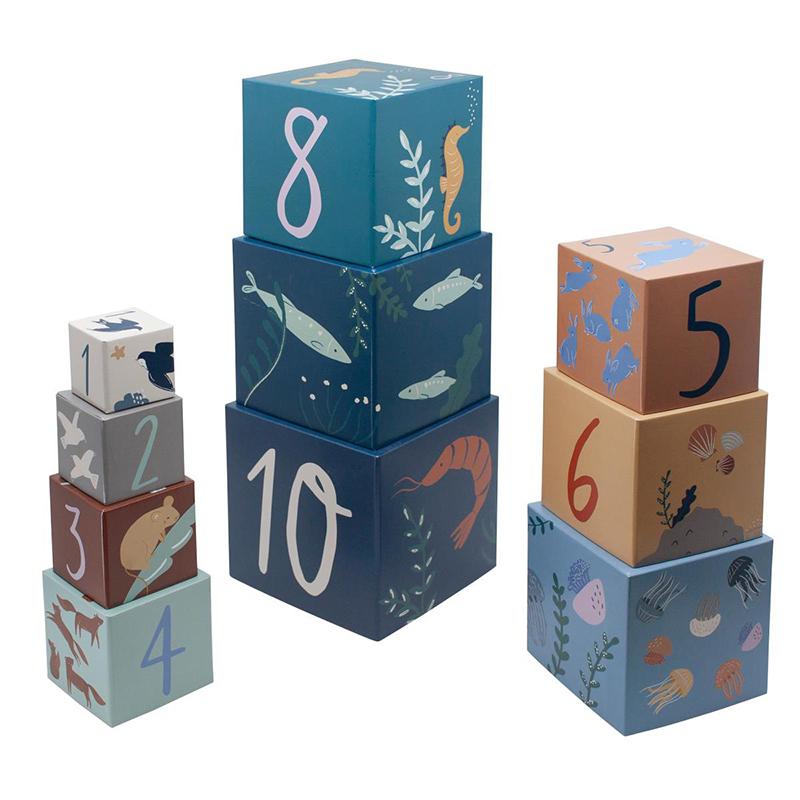 Immagine di Sebra® Cubi Seven Seas/Daydream