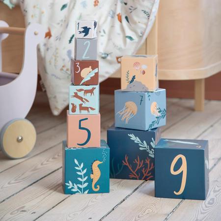 Sebra® Cubi Seven Seas/Daydream