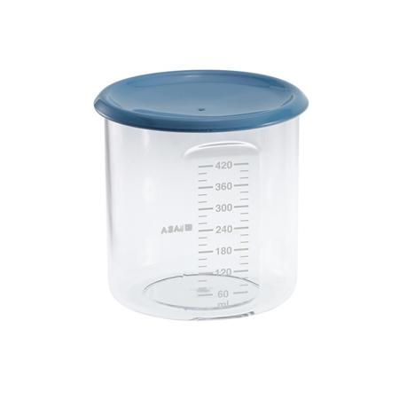 Beaba® Barattolo con misura Blue 420ml