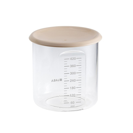 Beaba® Barattolo con misura Nude 420ml