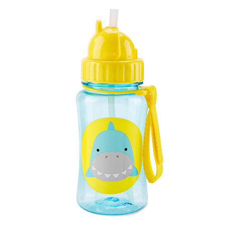 Immagine di Skip Hop® Borraccia con cannuccia Shark