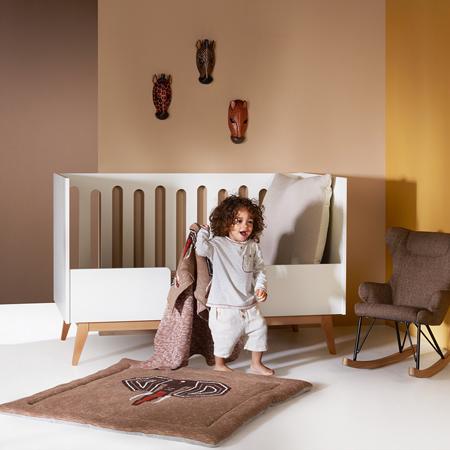 Immagine di Quax® Lettino Trendy 140x70 White