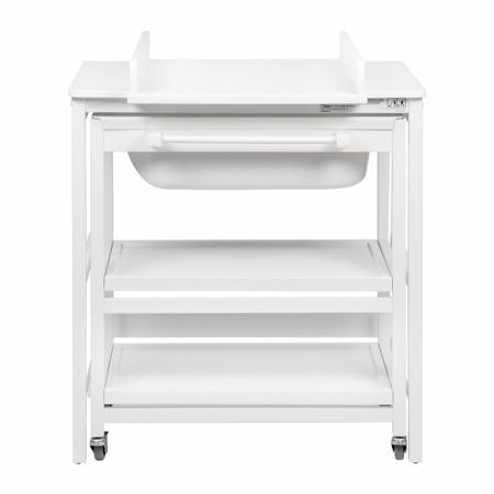 Immagine di Quax® Fasciatoio con vaschetta Smart White