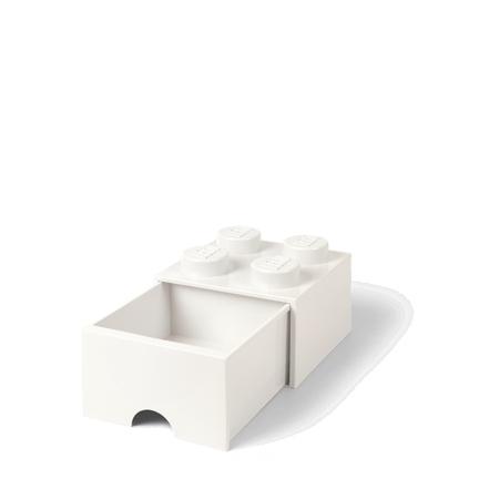 Immagine di Lego® Contenitore con 4 Cassetti White
