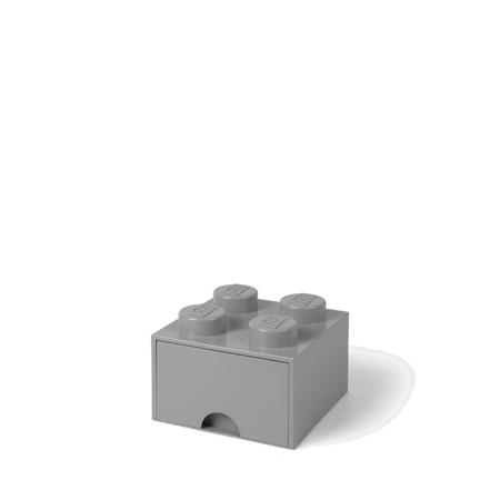 Lego® Contenitore Cassetto Medium Stone Grey
