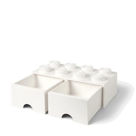Immagine di Lego® Contenitore Cassetti White