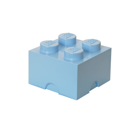 Lego® Contenitore 4 Light Royal Blue