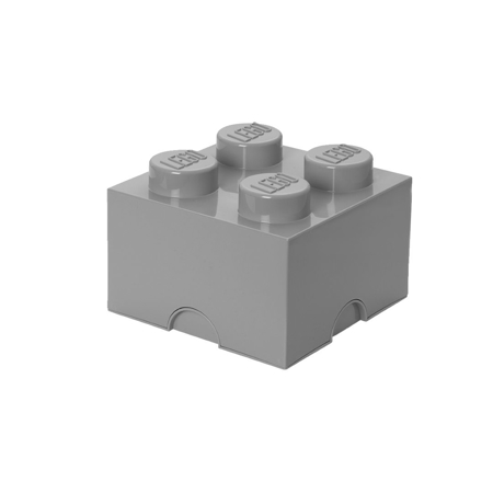 Lego® Contenitore 4 Medium Stone Grey