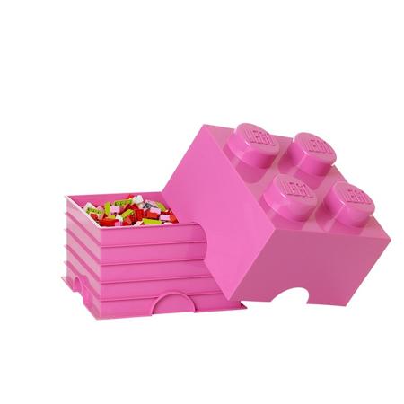 Immagine di Lego® Contenitore 4 Bright Purple