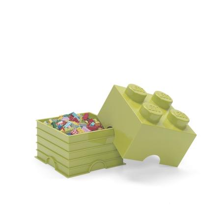 Immagine di Lego® Contenitore 4 Spring Yellowish Green