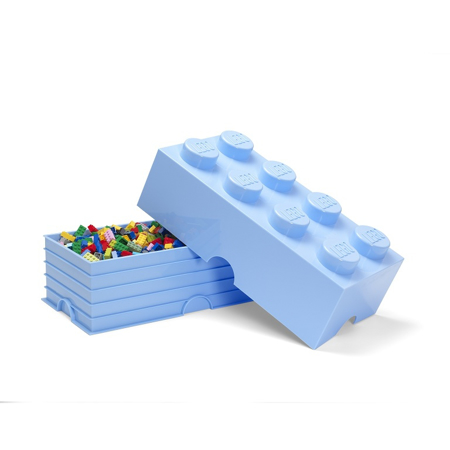 Immagine di Lego® Contenitore 8 Light Royal Blue