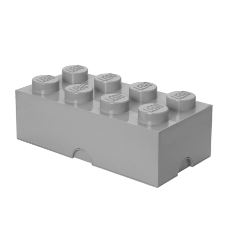 Lego® Contenitore 8 Medium Stone Grey