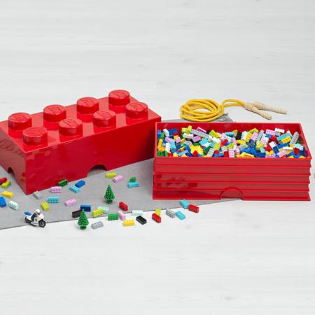 Immagine di Lego® Contenitore 8 Black