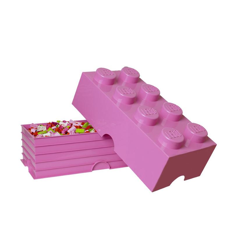 Immagine di Lego® Contenitore 8 Bright Purple