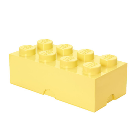 Lego® Contenitore 8 Cool Yellow