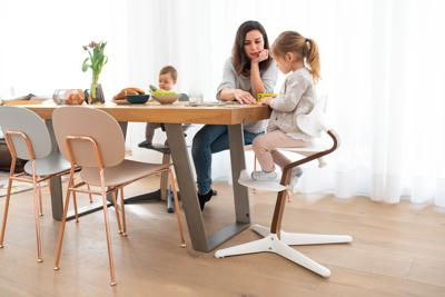 Nomi - high chair seggiolone della nuova generazione!