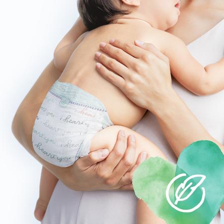 Immagine di Pampers® Pannolini Pampers Pure Protection Megataglia 5 (11+ kg) 4x24 pezzi