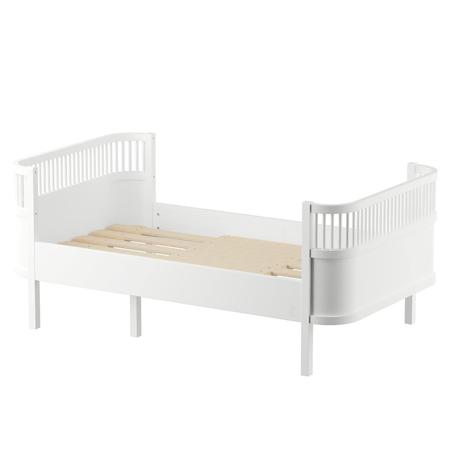 Immagine di Sebra® Otroška posteljica Sebra Junior & Grow Classic White