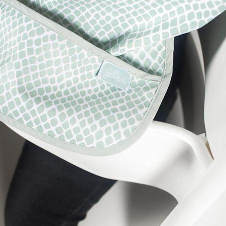 Immagine di Jollein® Bavaglino impermeabile Snake Soft Green 2 pezzi
