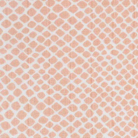 Jollein® Set di 3 mussole Snake Pale Pink 31x31