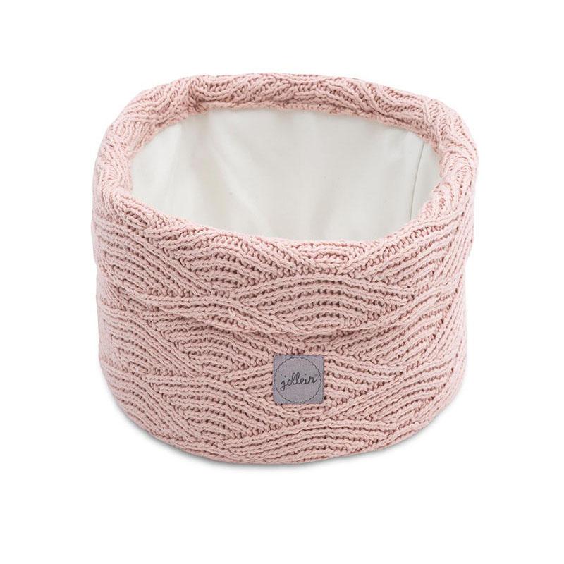 Immagine di Jollein® Contenitore River Knit Pale Pink