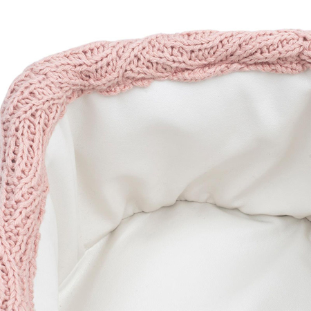 Jollein® Contenitore River Knit Pale Pink