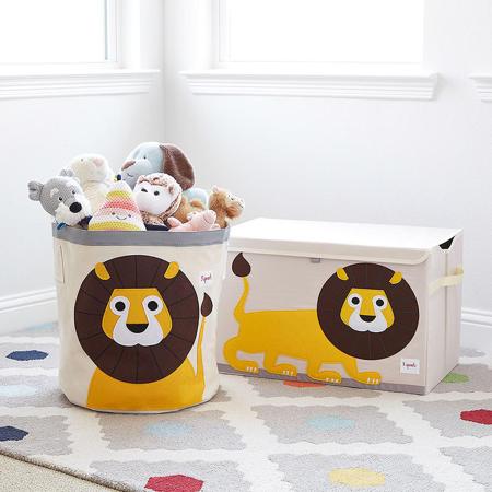 3Sprouts® Contenitore giocattoli Walrus