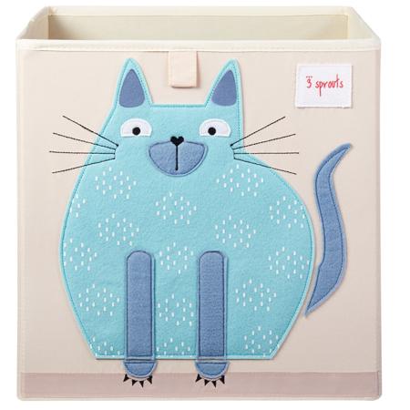 Immagine di 3Sprouts® Contenitore giocattoli Cat