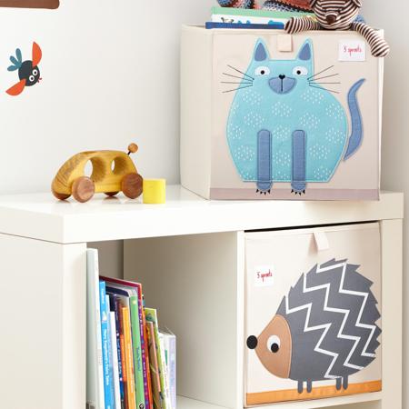 3Sprouts® Contenitore giocattoli Cat