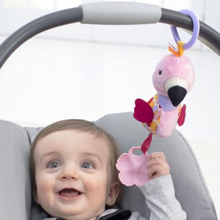 Skip Hop® Mini carillon Flamingo