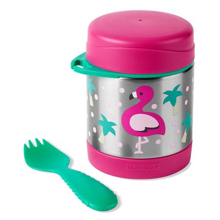 Skip Hop® Contenitore termico Flamingo