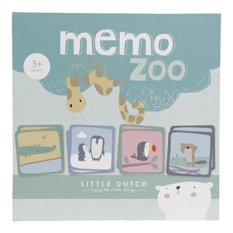 Immagine di Little Dutch® Memori Memo Zoo