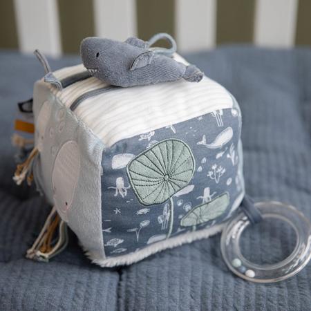 Immagine di Little Dutch® Cubo sensoriale Kit Ocean Blue