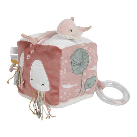Immagine di Little Dutch® Cubo sensoriale Kit Ocean Pink