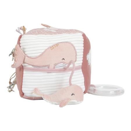 Little Dutch® Cubo sensoriale Kit Ocean Pink