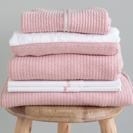Little Dutch® Borsa per pannolini Pure Pink