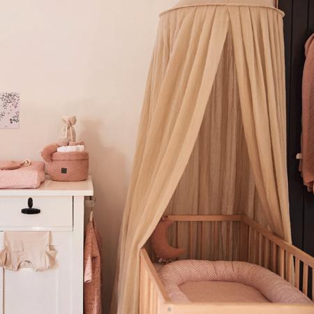 Immagine di Jollein® Baldacchino per il lettino Nougat