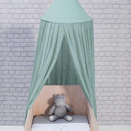 Immagine di Jollein® Baldacchino per il lettino  Stone Green