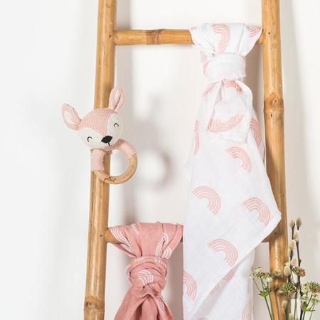 Jollein® Massaggiagengive Deer Pale Pink