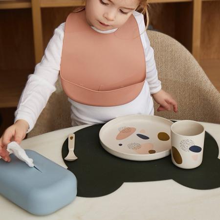 Immagine di Liewood® Coperchio in silicone per salviettine idratanti  Emi Sandy