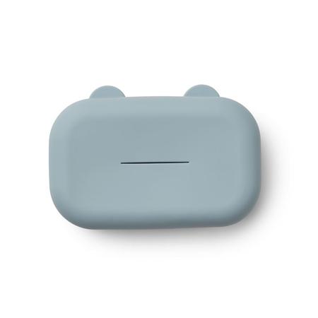 Immagine di Liewood® Coperchio in silicone per salviettine idratanti  Emi Sea Blue